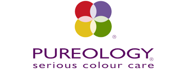 pureology logo hair factory salon